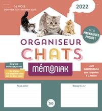 Editions 365 - Organiseur familial spécial Chats.