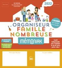 Editions 365 - Organiseur famille nombreuse.