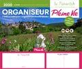 Editions 365 - Organiseur le Mémoniak Pleine Vie - Avec 400 gommettes, 1 pince métalliques, 1 stylo-feutre aimanté.