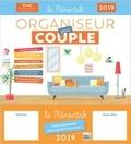 Editions 365 - Organiseur spécial couple - De septembre 2018 à décembre 2019.