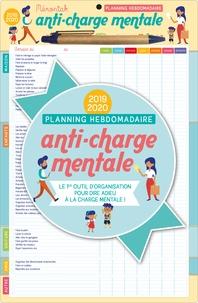 Livre audio téléchargement gratuit anglais Planning hebdomadaire anti-charge mentale  - Avec un stylo par Editions 365 in French FB2