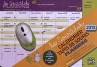 Editions 365 - Souriblok planning septembre 2012 à décembre 2013.