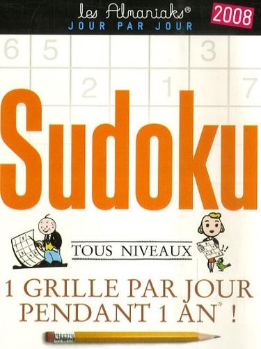 Editions 365 - Sudoku 2008 - Une grille par jour pendant un an.