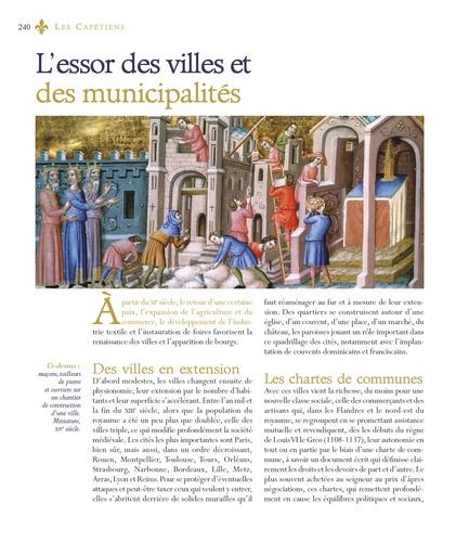 Le Grand Atlas des Rois de France. 481-1848, Les Mérovingiens, les Carolingiens, les Capétiens, les Valois, les Bourbons
