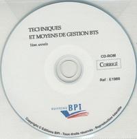 Corrigé Techniques et moyens de gestion BTS 1re année.pdf