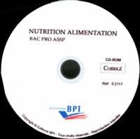 Nutrition Alimentation Bac Pro ASSP - Corrigé.pdf