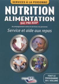Feriasdhiver.fr Nutrition alimentation - BAC PRO ASSP - Service et aide aux repas Image