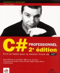 Editions Campus Press - C# professionnel.