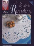 Editions Carpentier - La Broderie Richelieu.