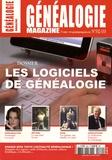Francis Christian - Généalogie Magazine N° 332-333, Septembr : Les logiciels de généalogie.