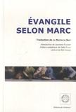 Editions de Corlevour - Evangile de Marc.