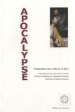 Editions de Corlevour - L'Apocalypse.