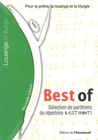 Best of - Sélection de partitions du répertoire Il est vivant!.pdf