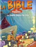 Editions de l'Emmanuel - La Bible en puzzles - Le peuple choisi par Dieu. 6 puzzles à l'intérieur.