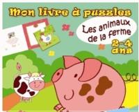 Les animaux de la ferme - Mon livre à puzzles, 2-4 ans.pdf