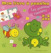 Editions de Lodi - Les animaux familiers - 2-4 ans.