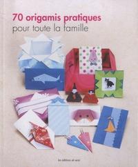 Deedr.fr 70 origamis pratiques pour toute la famille Image