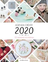Histoiresdenlire.be Agenda créatif - 52 semaine ré-créatives Image