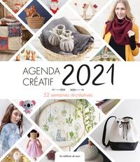 Editions de Saxe - Agenda créatif - 52 semaines ré-créatives.