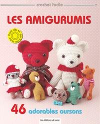 Editions de Saxe - Les Amigurimis - 46 adorables oursons.