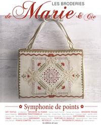 Editions de Saxe - Les broderies de Marie & Cie - Symphonie de points.
