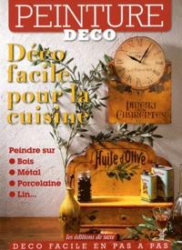 Editions de Saxe - Pratique déco - Déco facile pour la cuisine.