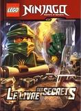 Editions de Tournon - Lego Ninjago - Le livre des secrets.