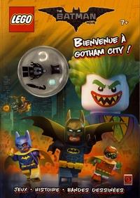 Editions de Tournon - The Lego Batman Movie : Bienvenue à Gotham City !.