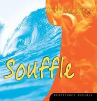 Anonyme - Chants de louange et d'adoration - Tome 4, Souffle, CD Audio.