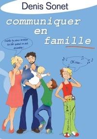 Denis Sonet - Communiquer en famille - DVD Vidéo.