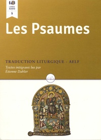 A.E.L.F - Les psaumes - Traduction liturgique. 1 CD audio MP3