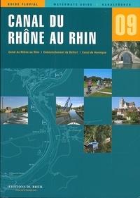 Editions du Breil - Canal du Rhône au Rhin.