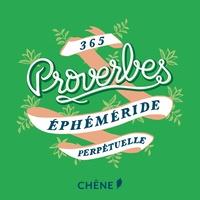 Editions du Chêne - 365 proverbes.