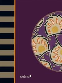 Editions du Chêne - Alibabette art déco violet.