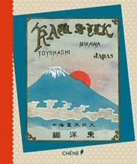Editions du Chêne - Alibabette Japon Fujiyama.