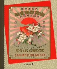 Editions du Chêne - Alibabette Japon vintage fleurs de cerisier.