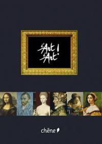 Editions du Chêne - Carnet de notes D'Art d'Art ! - 96 pages lignées, agrémentées de 48 citations d'artistes, pour accompagner vos notes quotidiennes.