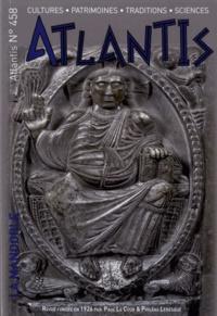Christian Ficat - Atlantis N° 458, 3e trimestre : La mandorle mystique et ses masques.
