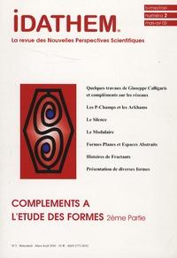 Vladimir Rosgnilk - Idathem N° 2 Mars-Avril 2005 : Compléments à l'étude des formes - 2e partie.