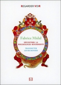 Fabrice Midal - Découvrir la psychologie bouddhiste - Transmuter les six mondes. 1 DVD