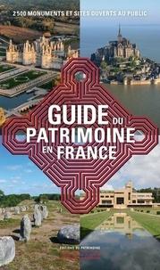 Editions du patrimoine - Guide du patrimoine en France - 2500 monuments et sites ouverts au public.