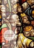 Editions du patrimoine - Les vitraux de la Sainte-Chapelle - 1200 scènes légendées.
