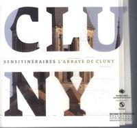 Editions du patrimoine - Sensitinéraires : L'Abbaye de Cluny - Ouvrage adapté aux non et mal-voyants. 1 CD audio