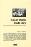 René Dupuy - Histoire sociale Haute-Loire N° 2/2011 : .