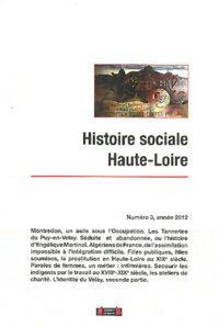 René Dupuy - Histoire sociale Haute-Loire N° 3/2012 : .