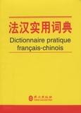 Editions en Langues étrangères - Dictionnaire français-chinois.