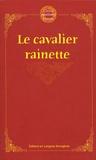Editions en Langues étrangères - Le cavalier rainette.