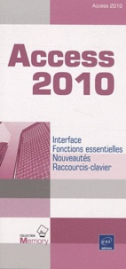 Editions ENI - Access 2010.