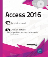 Editions ENI - Access 2016 - Le guide complet.