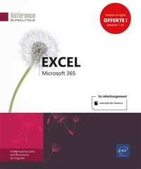 Editions ENI - Excel Microsoft 365.